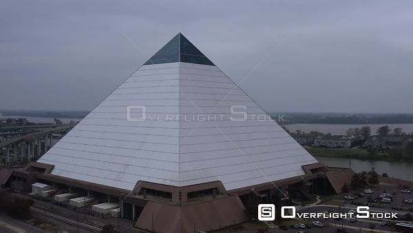 Downtown Memphis Bass Pro Pyramid Tennessee