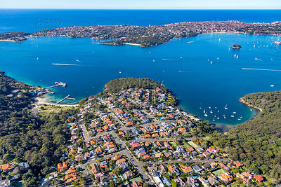 Clifton Gardens to Vaucluse