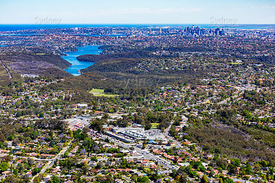 Forest Way, Frenchs Forest