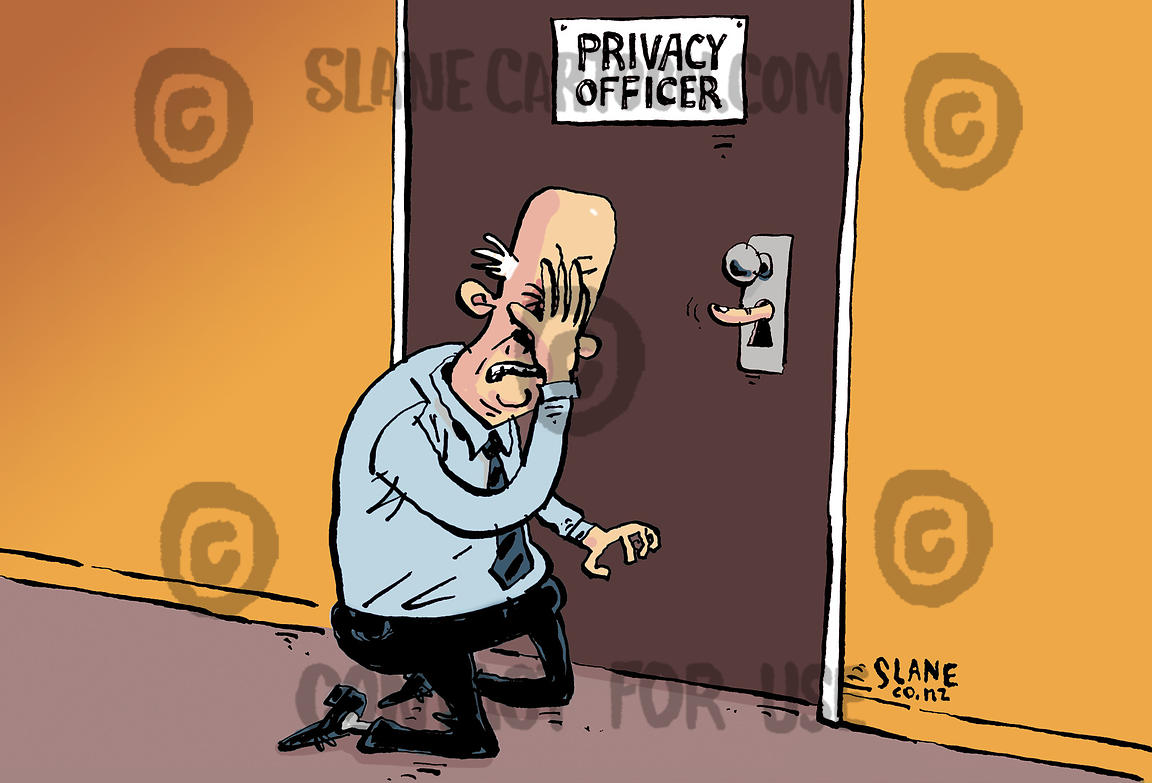 Privacy Officer Keyhole