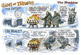 Game of Thrones Reality