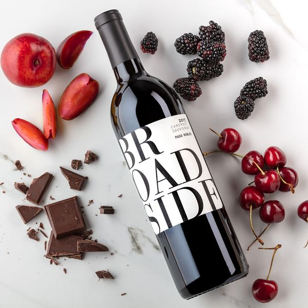 Wine and food lifestyle photography for Broadside Wines in Paso Robles, California by Jason Tinacci