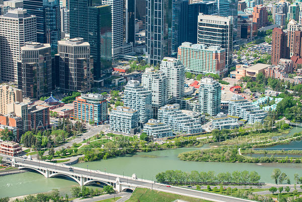 Waterfront Development, Calgary