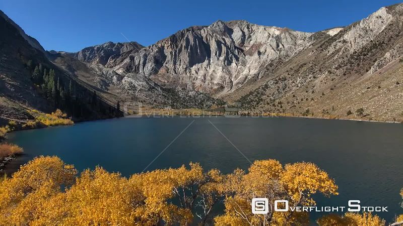 Convict Lake California Fall Colours