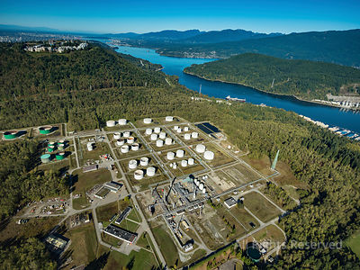 Burnaby Mountain Oil Facility