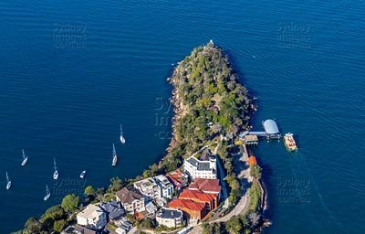 Cremorne Point Aerial Photography