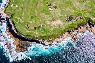 Randwick Golf Course, Malabar