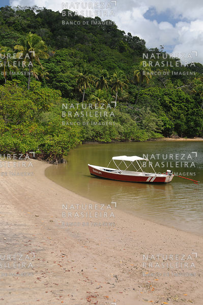 Barra do rio Formoso - Tamandaré - PE