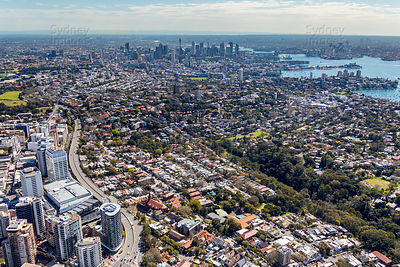 Woollahra and Bellevue Hill