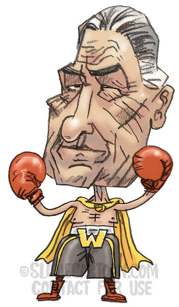 Winston Peters Super Boxer