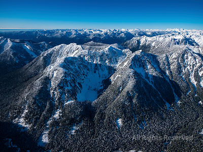 Golden Ears Provincial Park in Winter