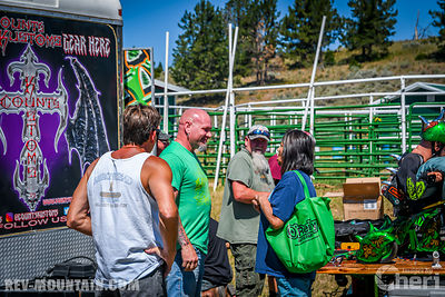Horny Mike ar REV_MOUNTAIN Car & Bike Show