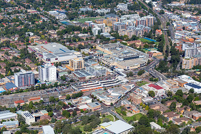 Hornsby Shopping Centre