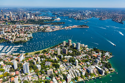 Darling Point, Sydney Harbour