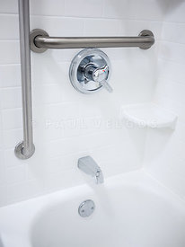 Disabled Access Bathtub Grab Bars
