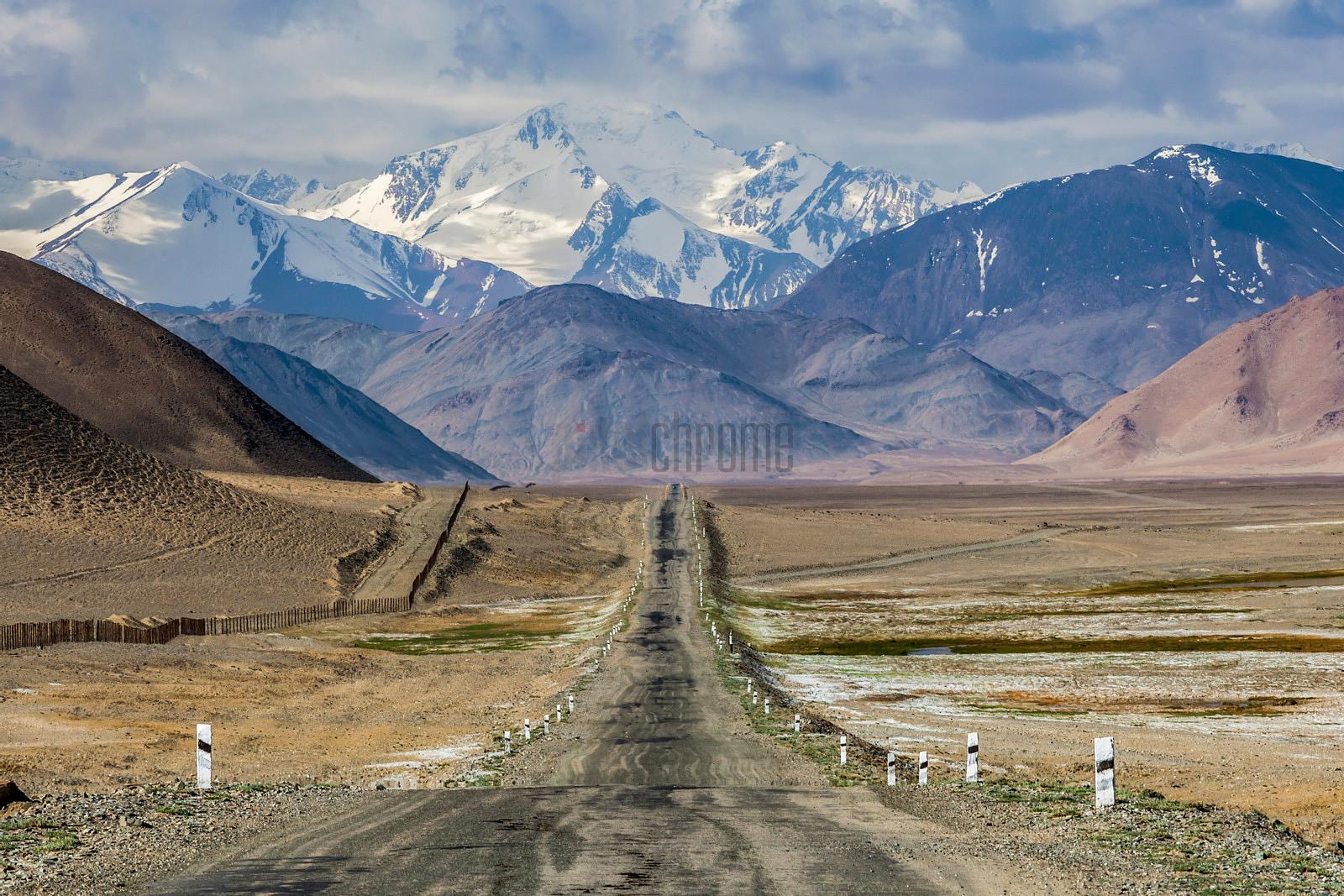 THE SILK ROAD: ​PAMIR HIGHWAY & UZBEKISTAN,  12 - 30 AUGUST, 2021