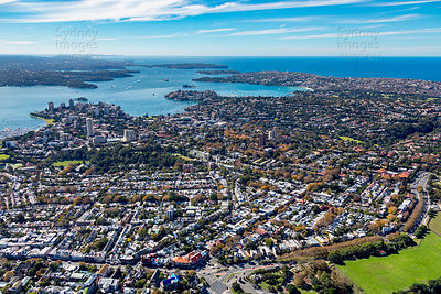 Woollahra to The Heads
