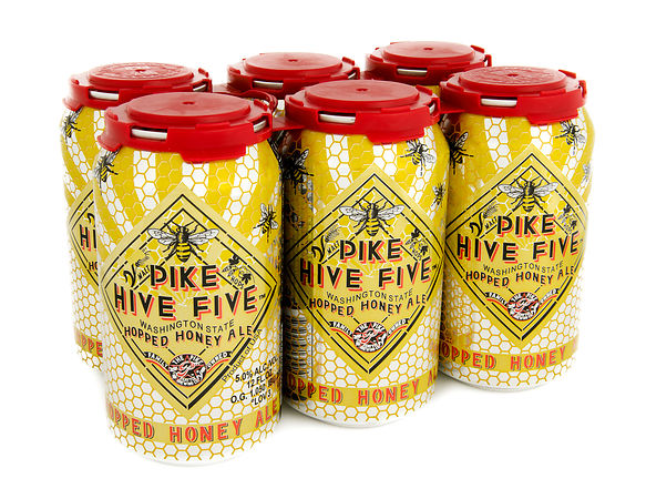 Hive Five Honey Ale 6-pack