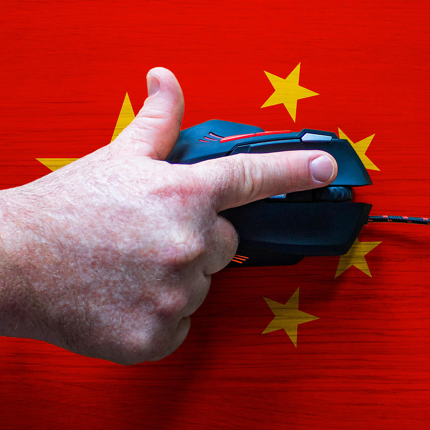Chinese Cyber Terrorism on the Rise.