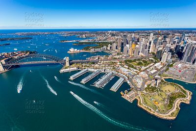 Millers Point and Walsh Bay