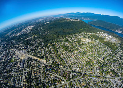 Coquitlam and Burnaby, BC