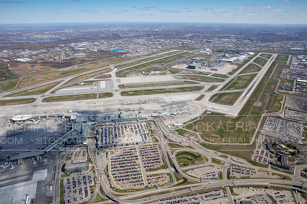 Pierre Elliott Trudeau International Airport (CYUL)