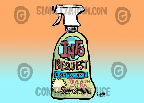 Info Request Disinfectant