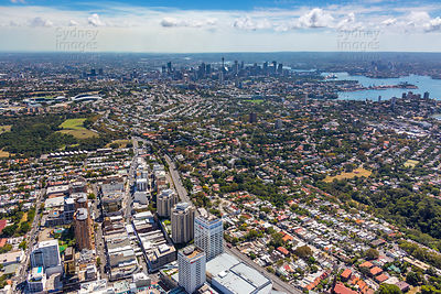 Woollahra to Sydney City