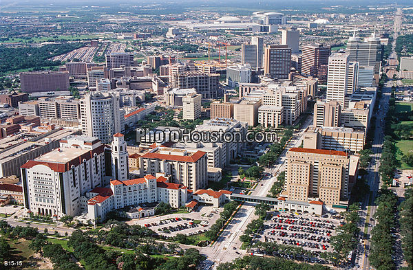 Texas Medical Center and Memorial Hermann Hospital