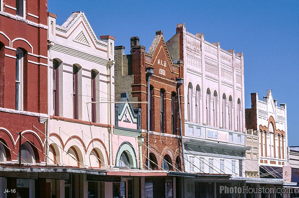 Lockhart, Texas Storefronts