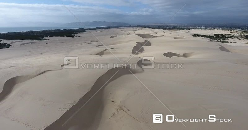 Pismo Beach Sand Dunes Californis