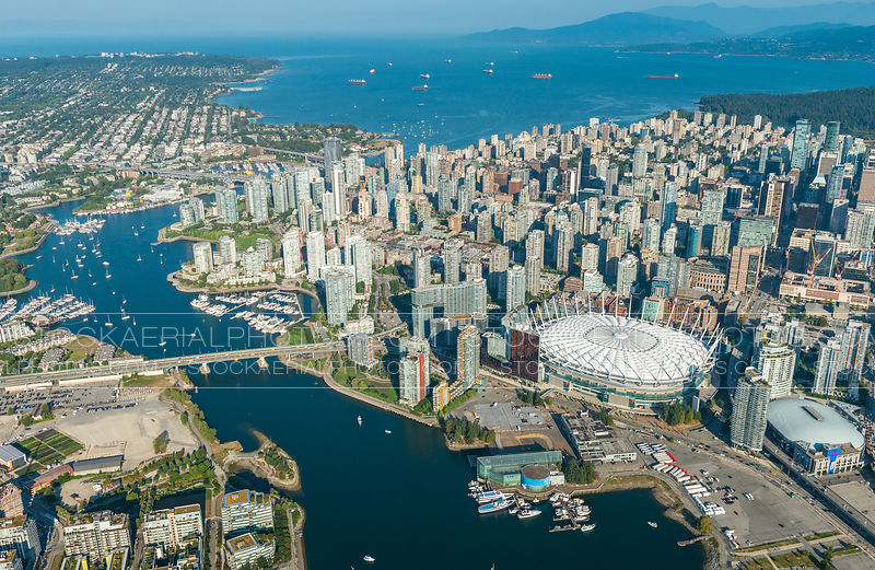Downtown Vancouver, British Columbia