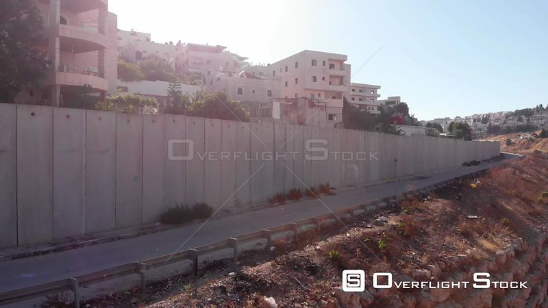 East Jerusalem Security Wall Israel