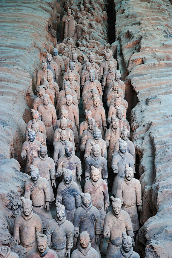 Terracotta Soldiers Qin Shi Huang's Tomb