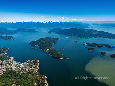 Gibsons Howe Sound Sunshine Coast BC