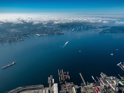 Vancouver and Burrard Inlet