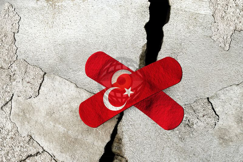 Devastating Earthquake in Turkey.