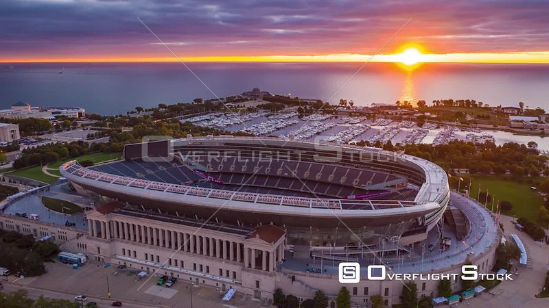 Soldier Field  Hyperlapse