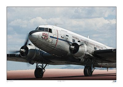 The HARS DC3