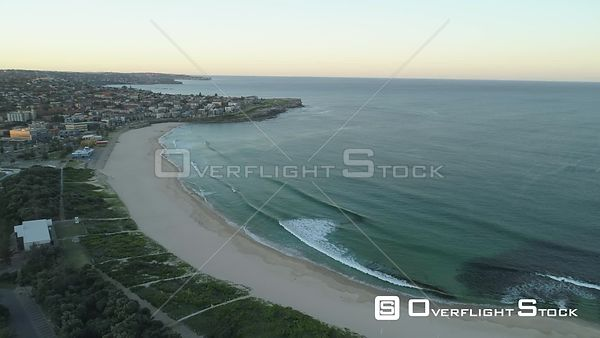 Drone Video Maroubra Beach Sydney Australia during COVID-19 Pandemic