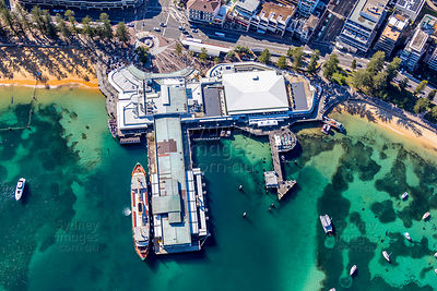 Manly Wharf Vertical
