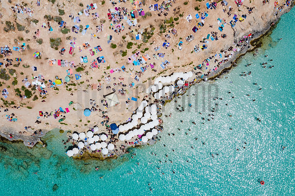 Aerial View of Sunseekers at Blue Lagoon