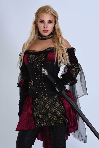 MAIDEN PIRATE