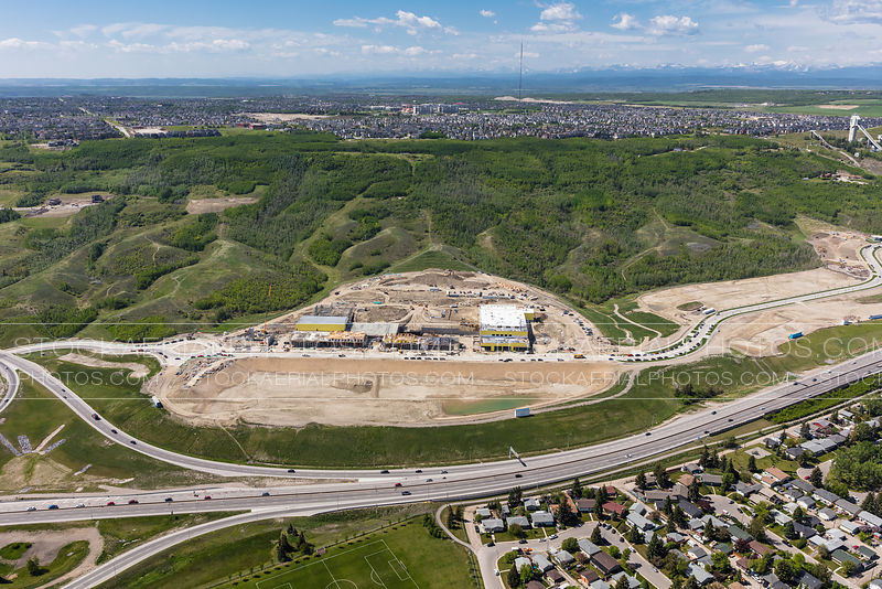 Trinity Hills Construction, June 2019