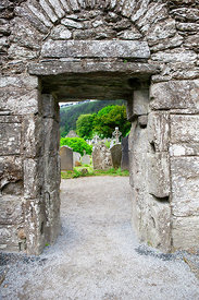 Glendalough Doorway