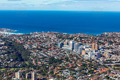 Woollahra and Bondi Junction