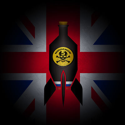 Alleged Devastating Russian Poison Attack on UK.