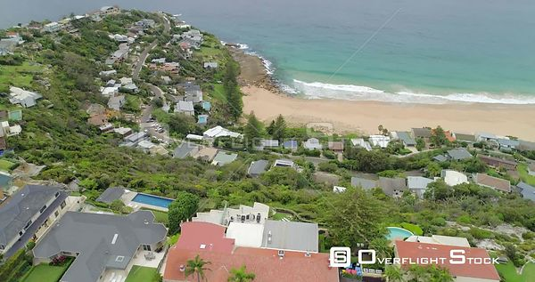 Beach Front Homes Palm Beach Sydney Australia