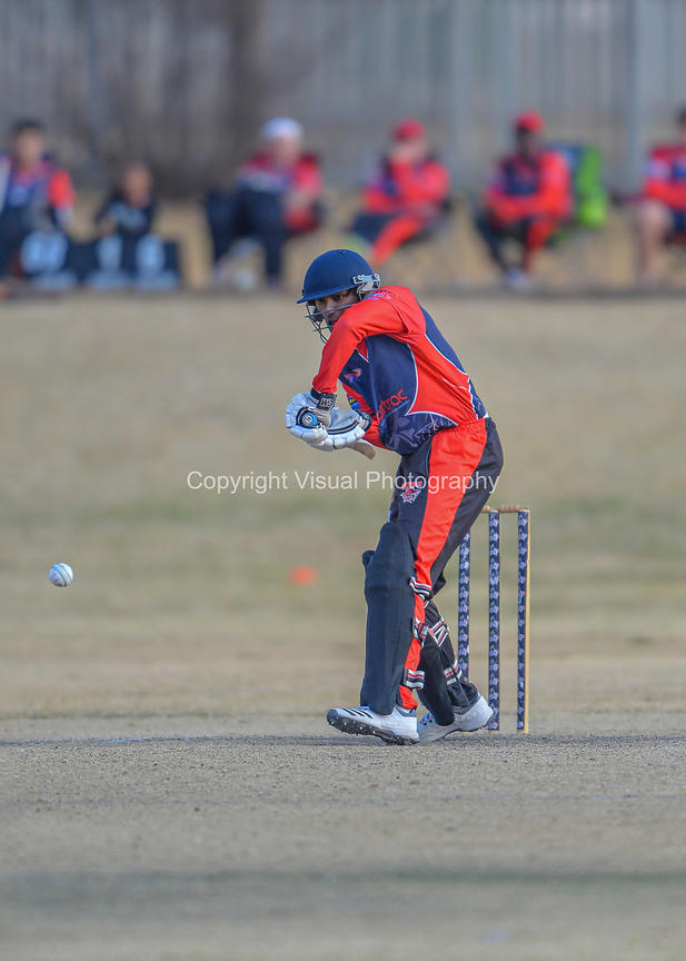 Cricket- LPL Championship 2019 Tasmanian Devils Vs Crescent Hawks  - Queens High School.