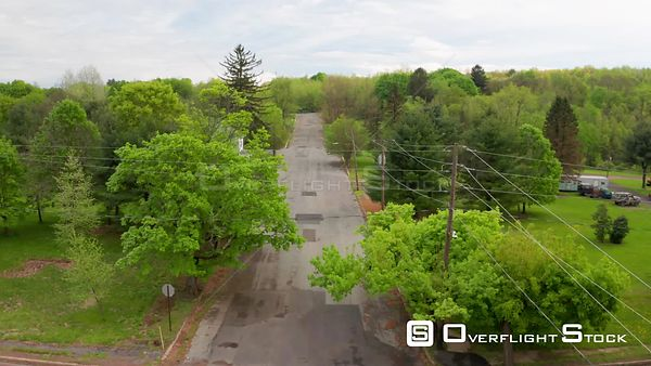 Centralia is a Near Ghost Town in Columbia County, Pennsylvania, United States
